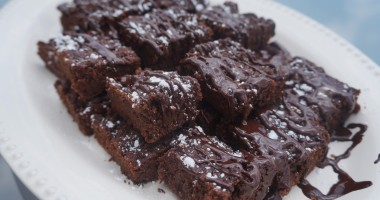 Cinnamon Maple Brownies (V) | Busy Girl Healthy World