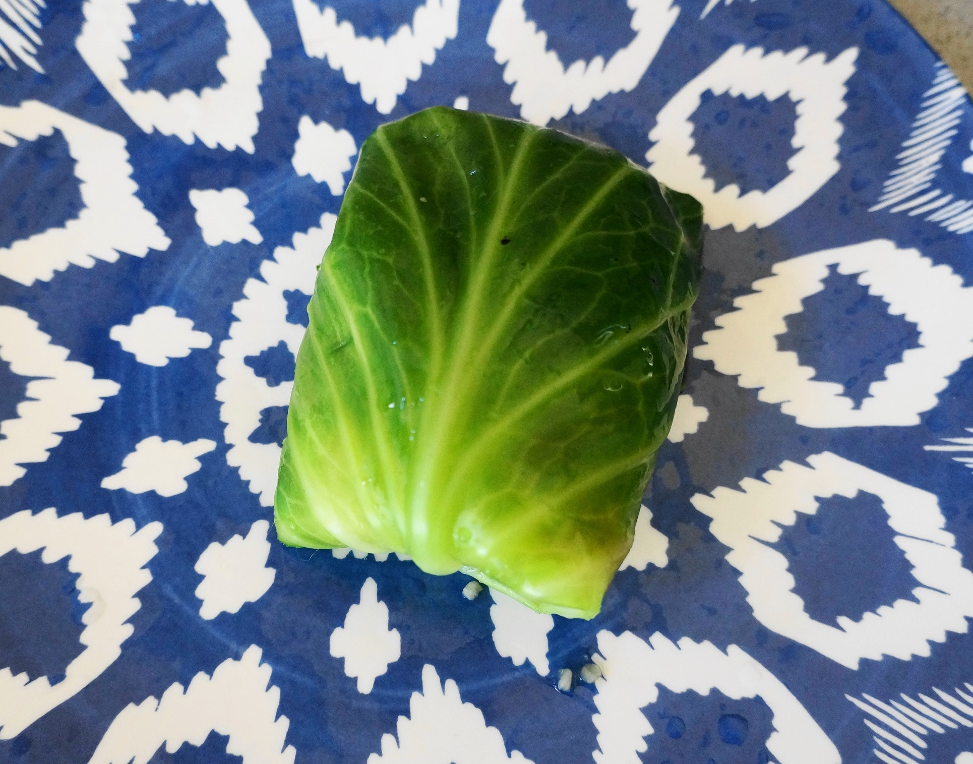 Crock-Pot Vegetarian Stuffed Cabbage (GF) | Busy Girl Healthy World