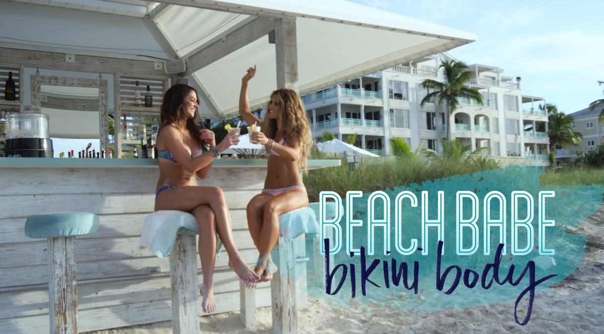Bikini Series Week 1 Recap | Busy Girl Healthy World