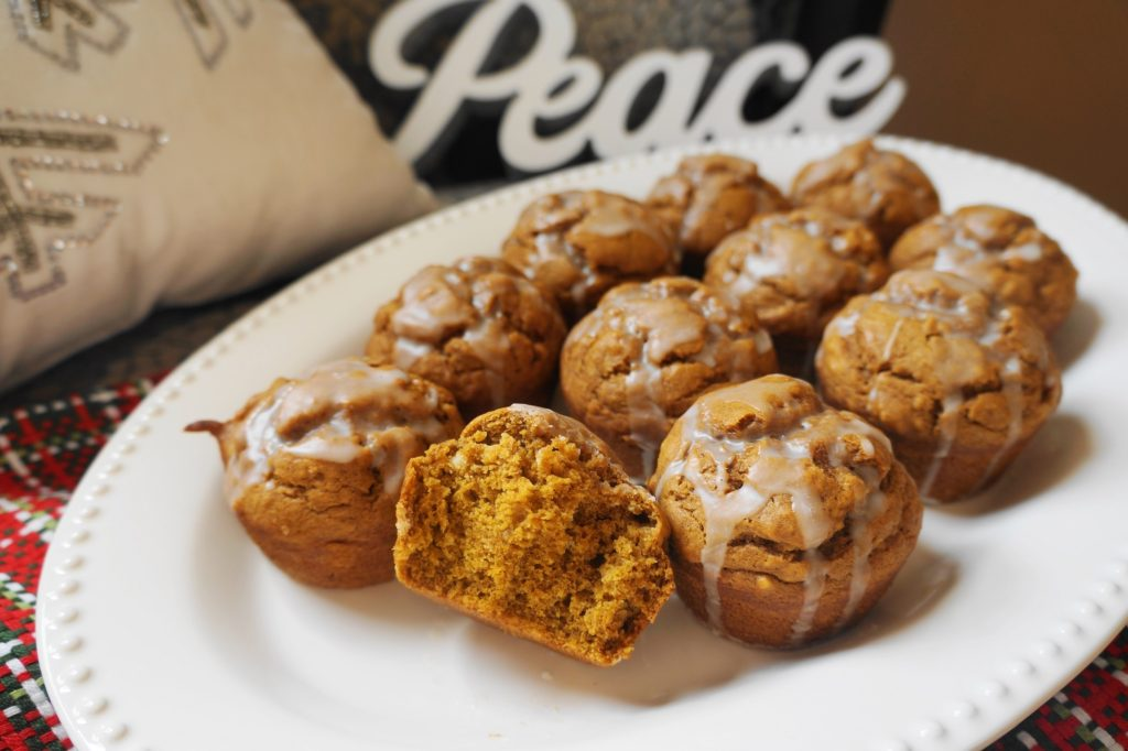 Dairy-Free Gingerbread Muffins | Busy Girl Healthy World