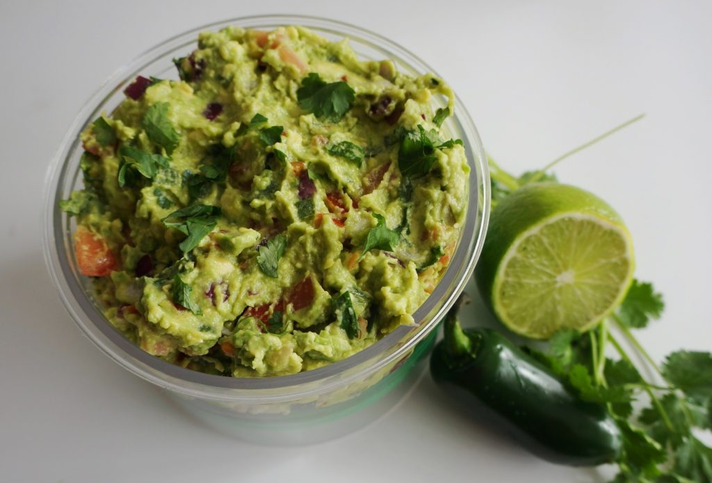 Busy Girl Healthy World | My Favorite Guacamole (V, GF, DF)
