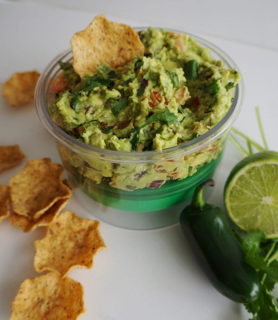 Busy Girl Healthy World | My Favorite Guacamole (V, GF, DF)