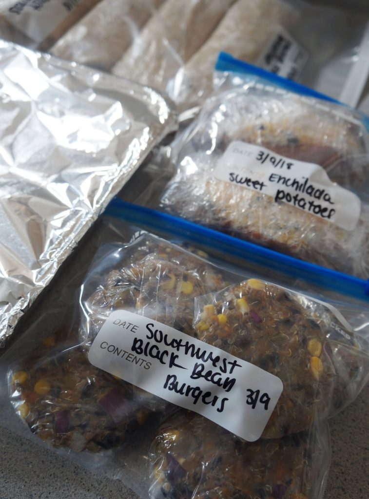 Freezer Meals | Busy Girl Healthy World